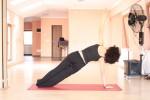 Side Plank Pose Sanda