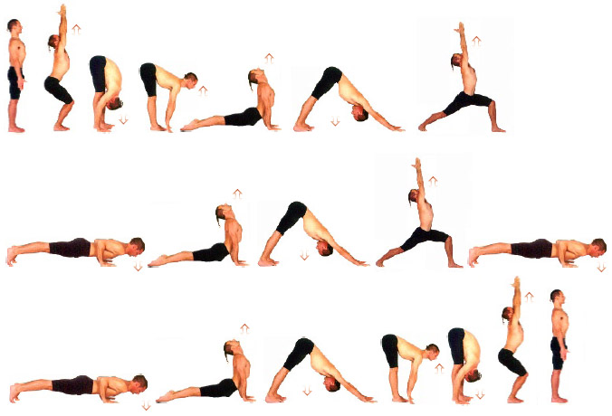 Как научится йоге в домашних условиях 279